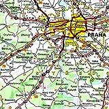 Czech Republic (Michelin National Maps)