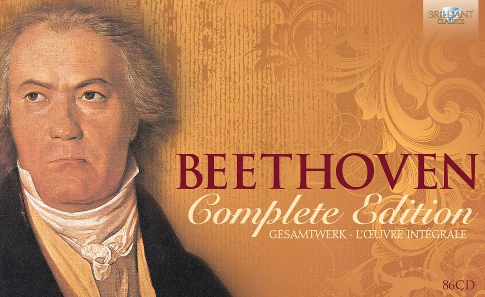 Beethoven Complete Edition (New Version)