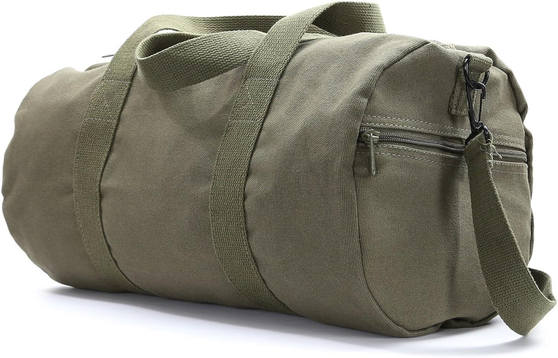 Baseball Player Army Army Heavyweight Canvas Duffel Bag