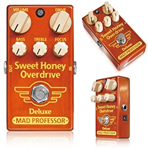 Mad Professor New Sweet Honey Overdrive Deluxe