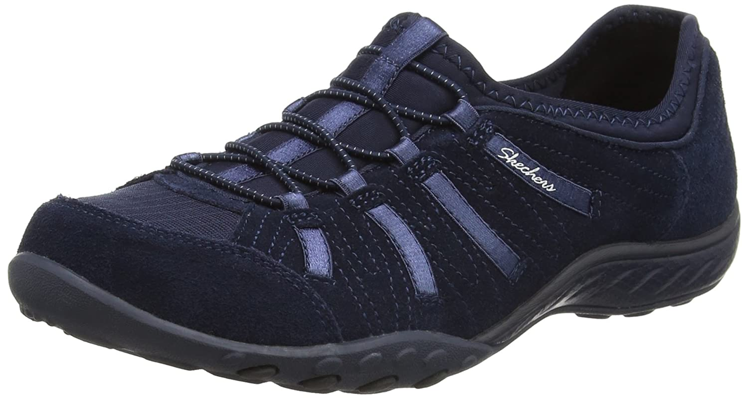 Skechers Damen Breathe-Easy Big Bucks Turnschuhe