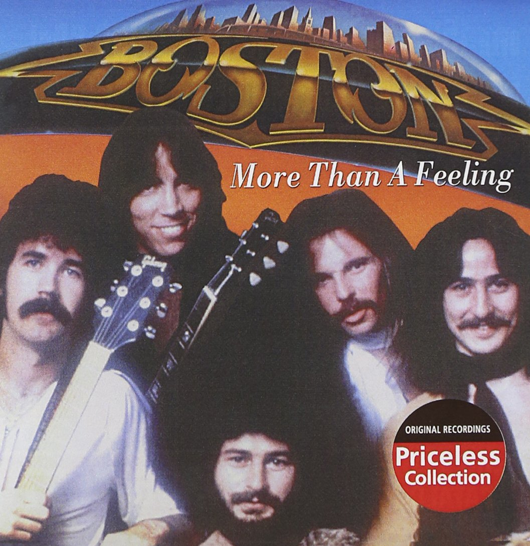 Image result for Boston - More Than A Feeling