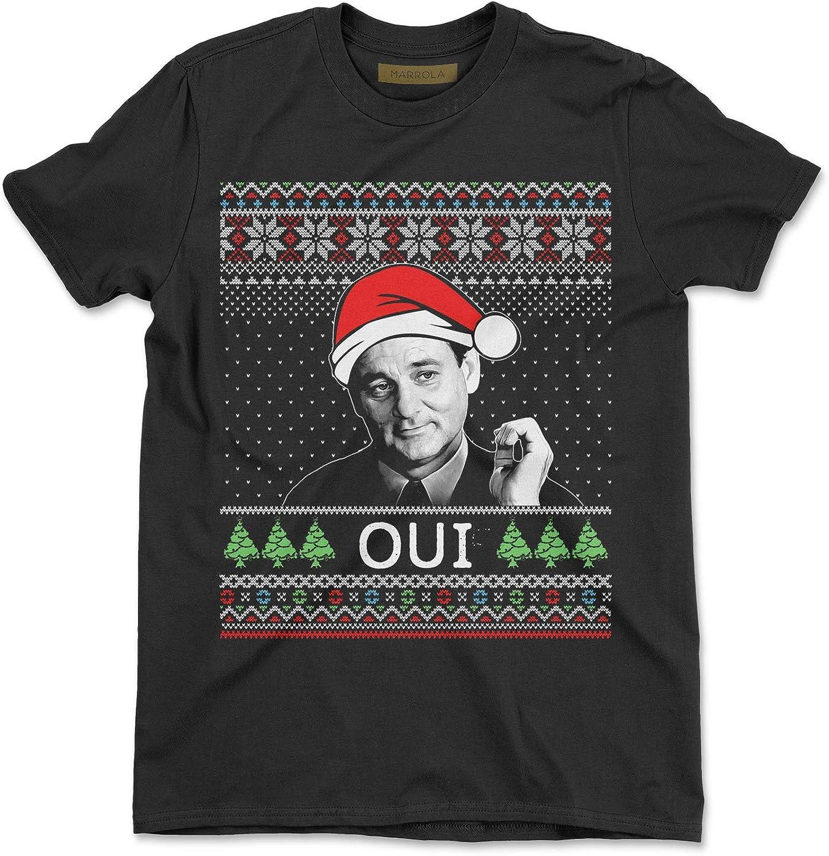 Marrola Oui Ugly Christmas T-Shirt