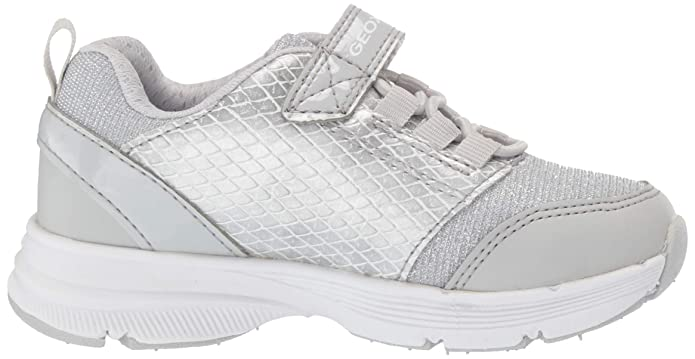 Sneaker da bimba geox j hoshiko g, Sneakers, colore C1010