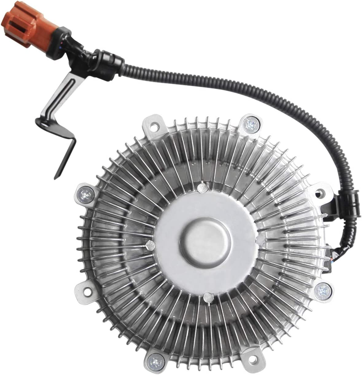 MYSMOT Engine Cooling Fan Clutch For 2007-2008 Ford Expedition/Ford F-150 / Lincoln Mark LT/Lincoln Navigator (V8 4.6L 5.4L) 3264 7L1Z8A616A 7L1Z-8A616-A