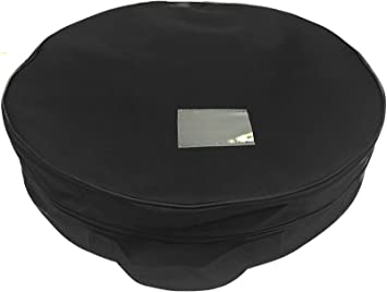 SPACE SAVER SPARE WHEEL TYRES COVER BAG FOR 125//80R16 TYRE