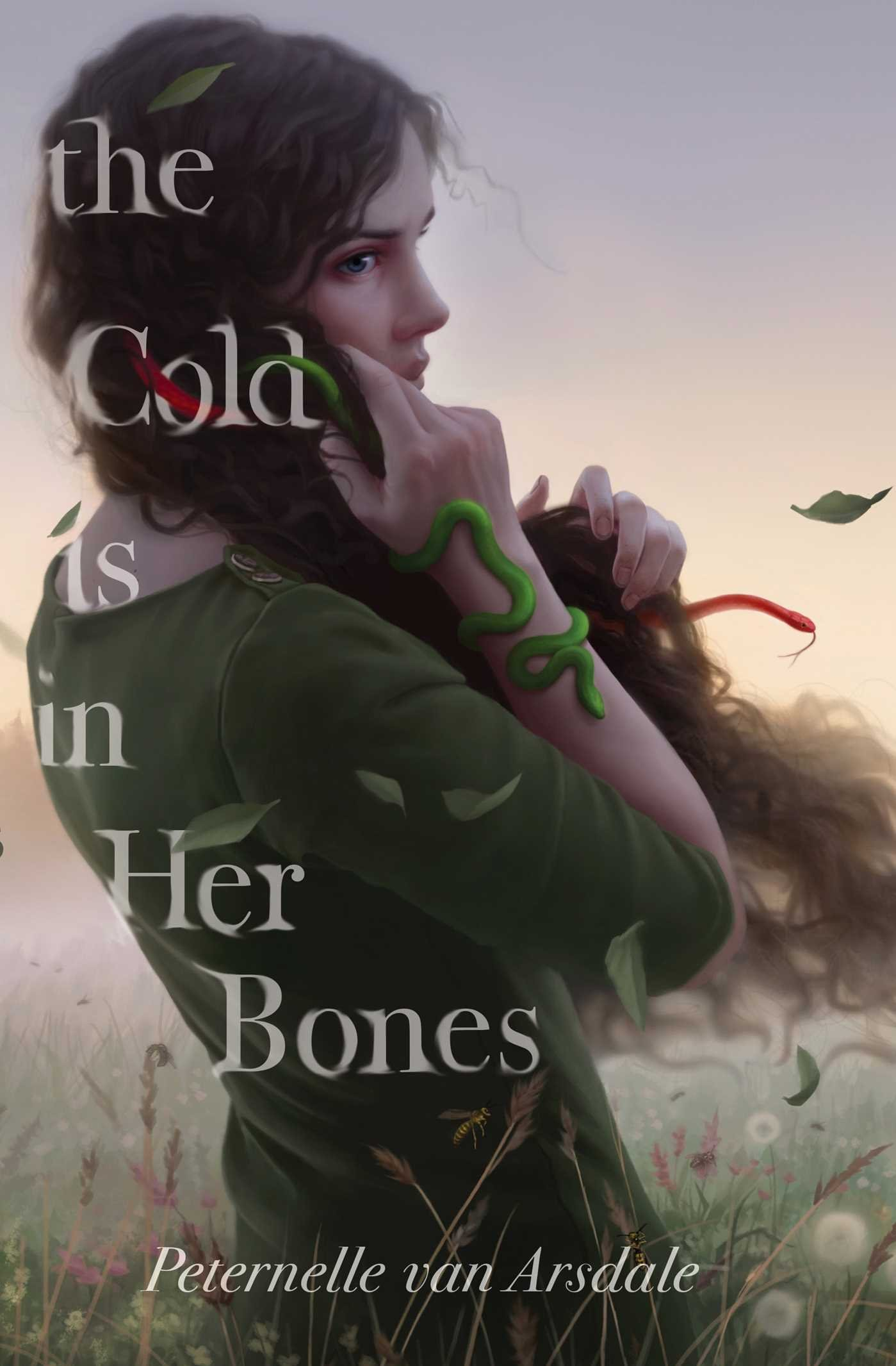 Image result for the cold is in her bones