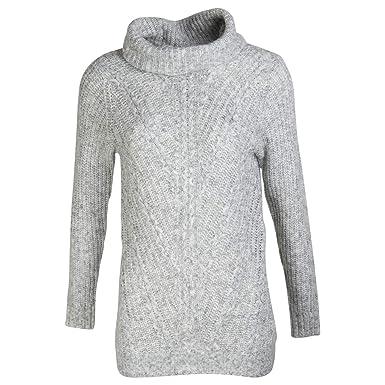 33da8f89b34d7 Hailys Women s Jumper Grey Grey  Amazon.co.uk  Clothing