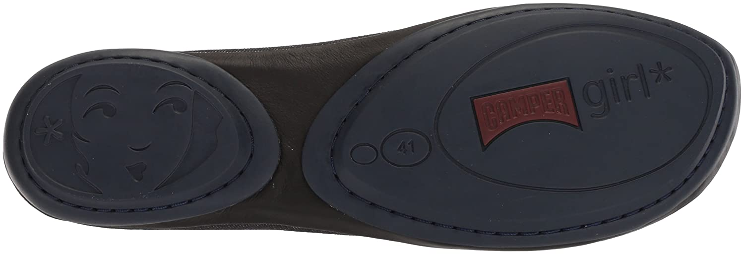Camper Women's M Right Nina K200387 Ballet Flat B0746YM8Q6 37 M Women's EU (7 US)|Navy abdb10