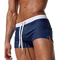 Cocobla Sexy Men's Trunks Pants Swimwear Beach Hotspring Surfing Swimming Shorts