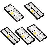 ルンバ ダストカットフィルター アイロボット ルンバ 800 900 シリーズ専用 870 871 875 880 885 900 980 対応互換 5枚セット
