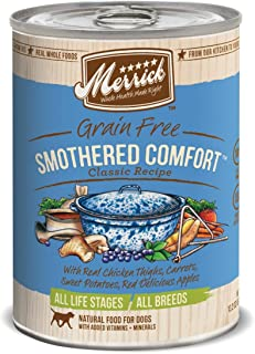 product image for Merrick Canned Dog Food Smothered Comfort 12 / 13.2 oz