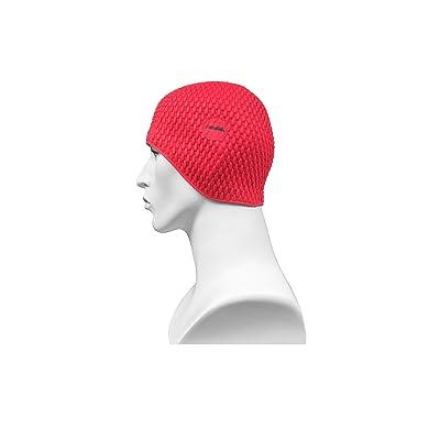 Aquaspeed bombastic latex bain-bonnet de natation cap bonnet de bain, pour femme