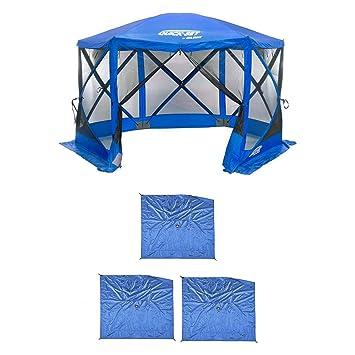 Amazon.com: Clam Quick Set Escape Sport - Tienda de campaña ...