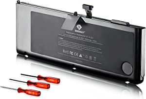 E EGOWAY Laptop Battery A1321 Compatible for MacBook Pro 15 inch Mid 2009 Early/Late 2010