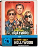 Once Upon a Time... in Hollywood: Limited Steelbook