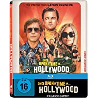 Once Upon A Time In… Hollywood (Limited Blu-ray Steelbook)
