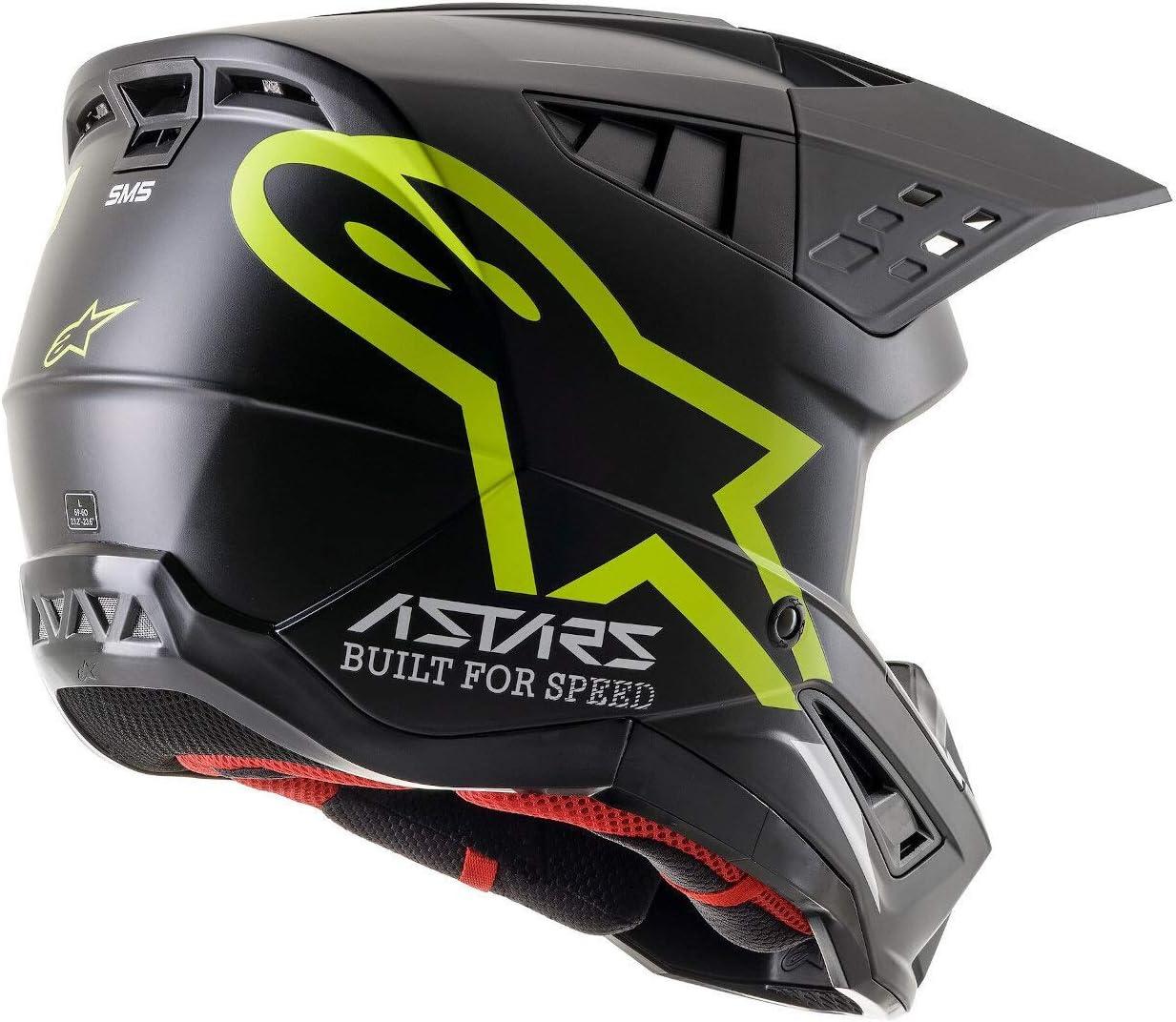 Alpinestars S-M5 Compass MX Helmet