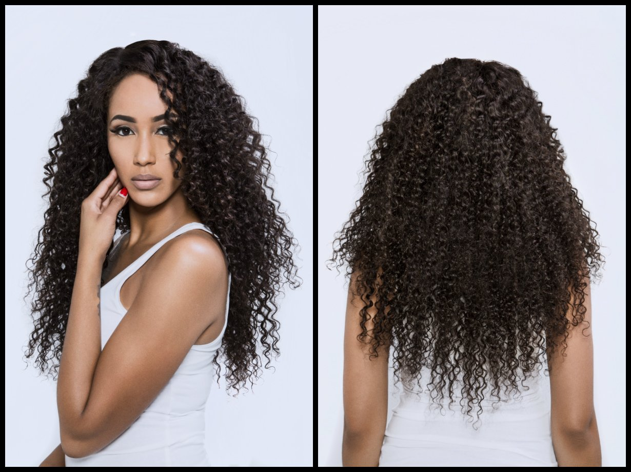 Amazon Neo 222426 Inch Bohemian Deep Curly Hair Extensions