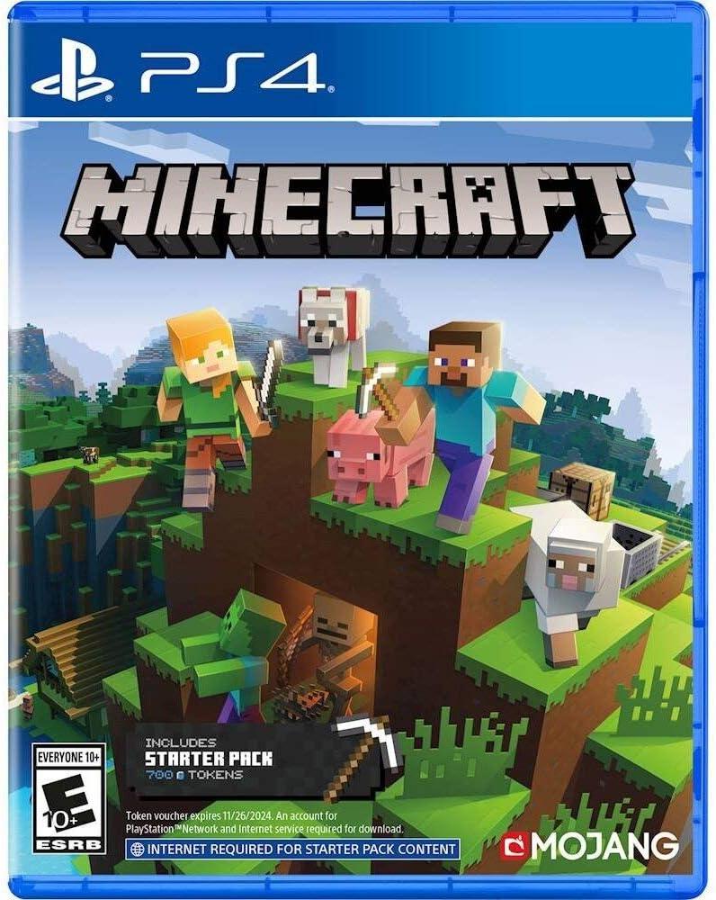 Minecraft Starter Collection - PlayStation 11