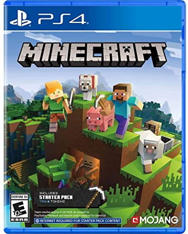 Minecraft Starter Collection for PlayStation 4 [USA]: Amazon.es: Sony Interactive Entertai: Cine y Series TV