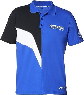 Yamaha Polo Paddock Azul XXL: Amazon.es: Ropa y accesorios