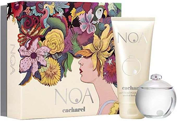Cacharel - Estuche de regalo Eau de Toilette Noa: Amazon.es: Belleza