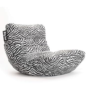 Awesome Big Joe Roma Chair Zebra Pabps2019 Chair Design Images Pabps2019Com