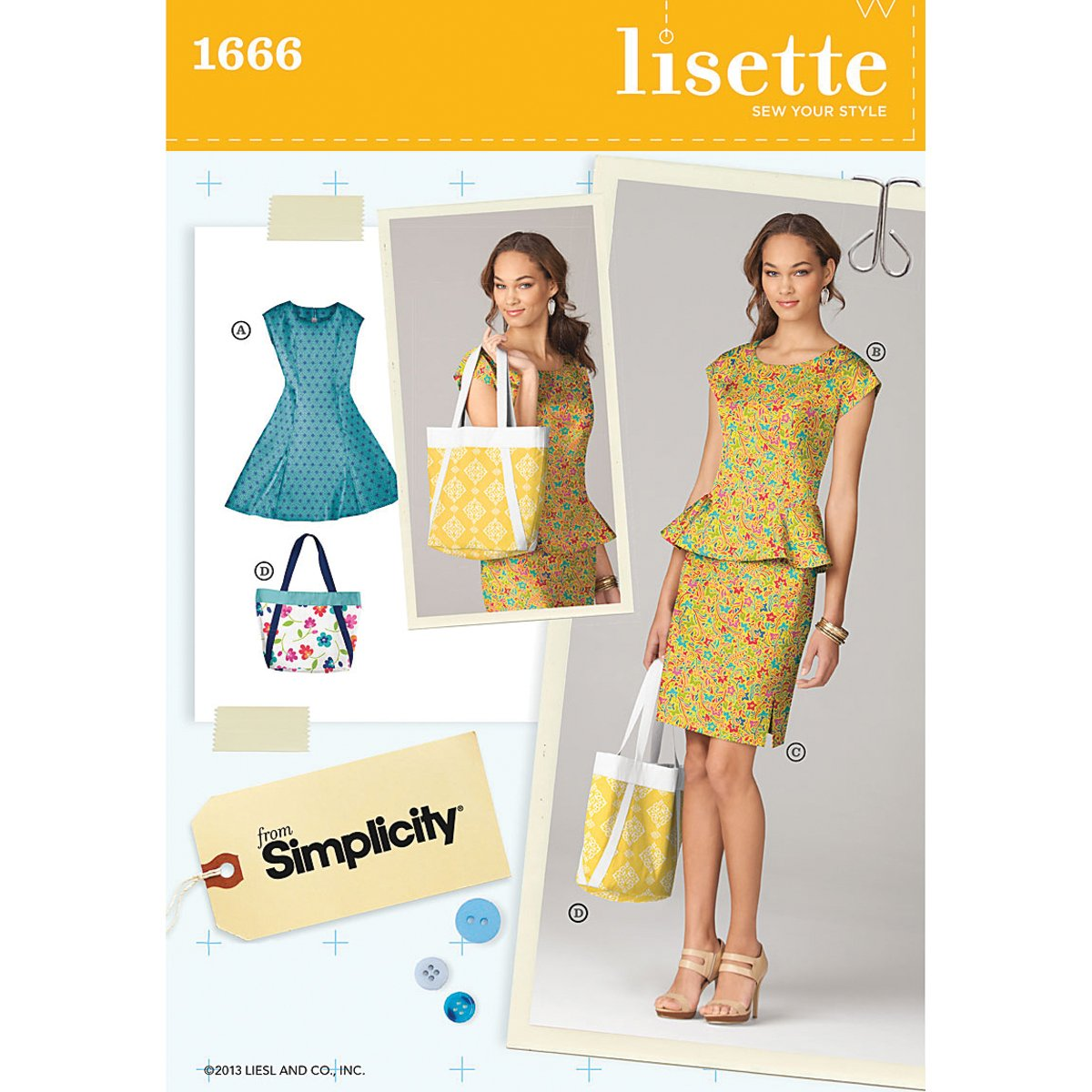 Lisette Patterns Best Inspiration Design