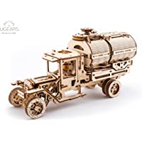 UGEARS Mechanical Model Tanker - Puzzle de Madera