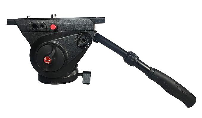 SONIA Osaka Monopod VH 95 Hydraulic Video Head for Tripod Monopod Slider Jib Crane