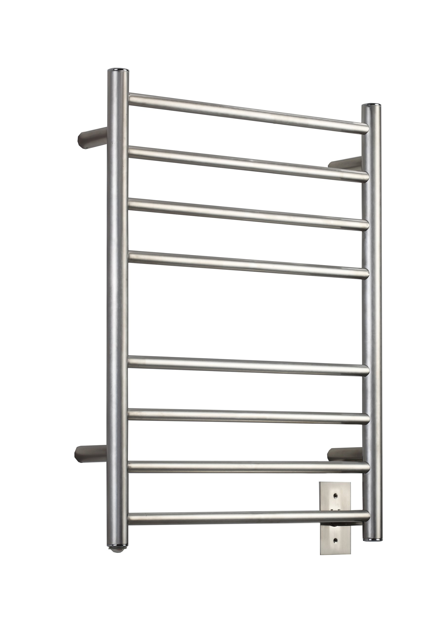 Virtu USA VTW-102A-BN Kozë Collection Towel Warmer, Brushed Nickel