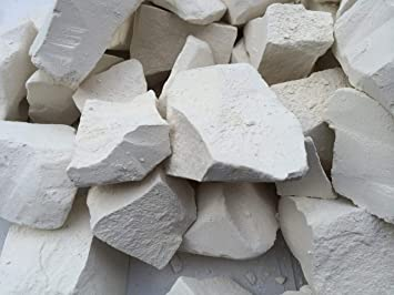 1 Lb Chalk Edible Kamenka Sawn Natur Chalk Chalk Edible Eating 450 gr. Chalk for Eating