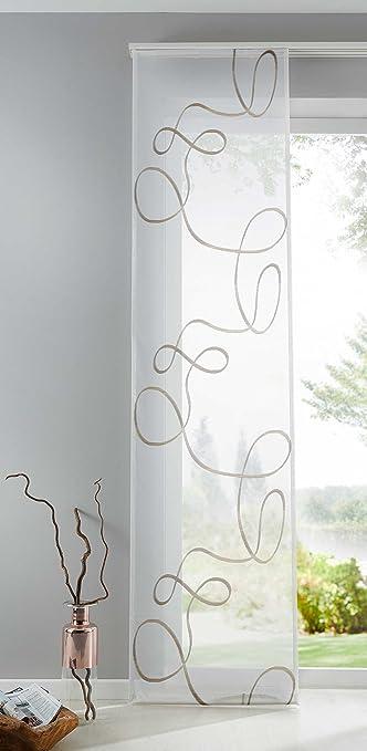 Shang Rila superficie cortina corredera Bursa transparente líneas patrón Biombo, 10000148: Amazon.es: Juguetes y juegos