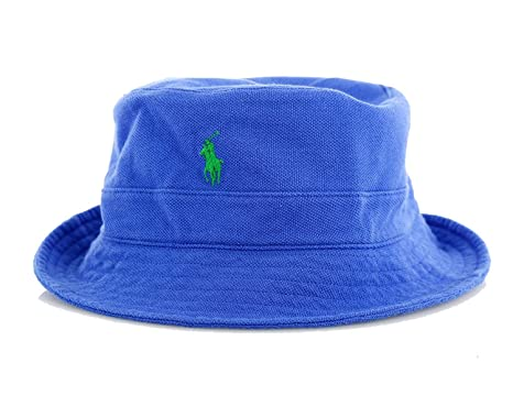 3f4b5f8f6d1b RALPH LAUREN Polo Mens Mesh Bucket Hat (L XL