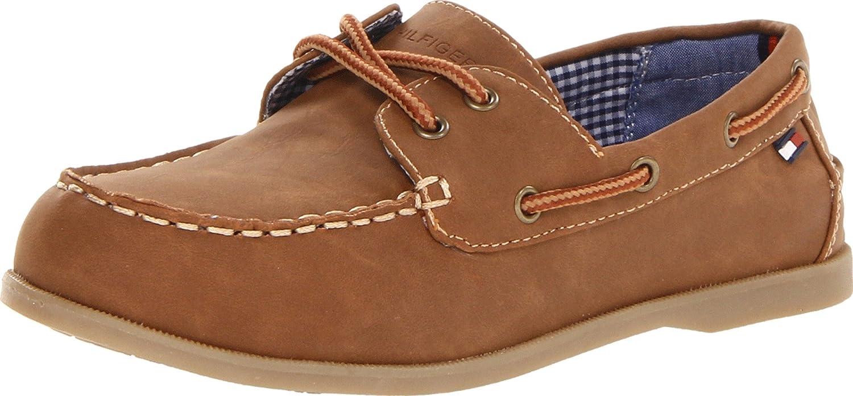 Amazon.com | Tommy Hilfiger Kids Douglas Boat Shoe (Toddler/Little Kid/Big  Kid) | Shoes