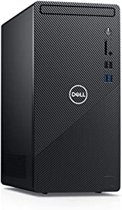 2021 Newest Dell Inspiron 3880 Desktop Computer 10th Gen Intel Hexa-Core i5-10400 up to 4.3GHz 16GB DDR4 RAM 512GB PCIe SSD + 1TB HDD WiFi VGA HDMI for Business and Students No DVD Windows 10 Pro