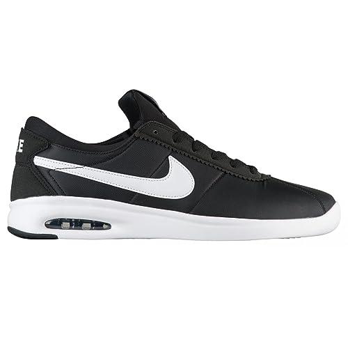 NIKE SB Air Max Bruin VPR TXT Mens Fashion Sneakers AA4257 001_8 BlackWhite White Black