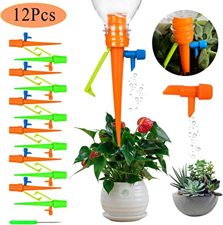 Automatisch Bew/ässerung Set FYLINA 15 St/ück Einstellbar Bew/ässerungssystem Garten zur Pflanzen Bew/ässerung Blumen Bew/ässerung Zimmerpflanze Bew/ässerung Ideal Wasserversorgung W/ährend Ihrem Urlaub