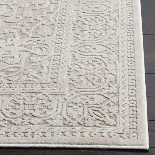 Safavieh Reflection Collection RFT670A Beige and Cream Area Rug 4 x 6