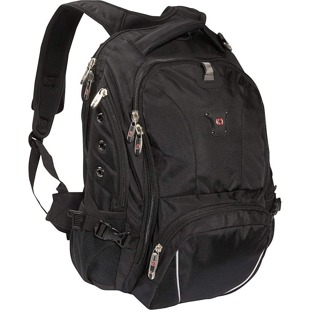 Amazon.com: SwissGear Black Backpack: Clothing