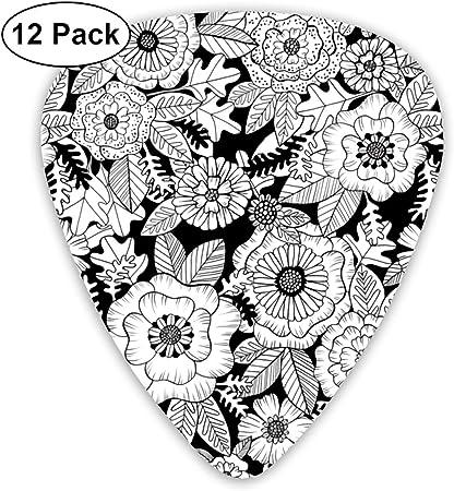 Florals libro de colorear flexible ultra delgado 0,46 Med 0 ...