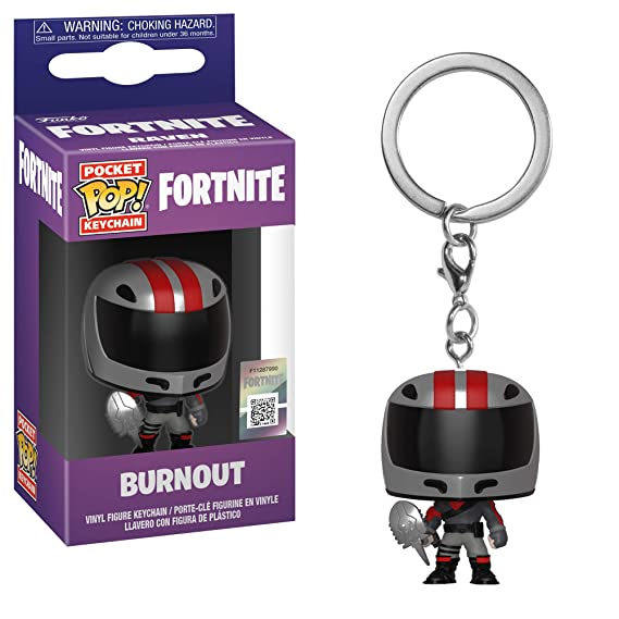 Funko- Pocket Pop Fortnite Llavero de Vinilo con Anilla ...