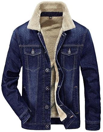 Veste en jeans manche coton