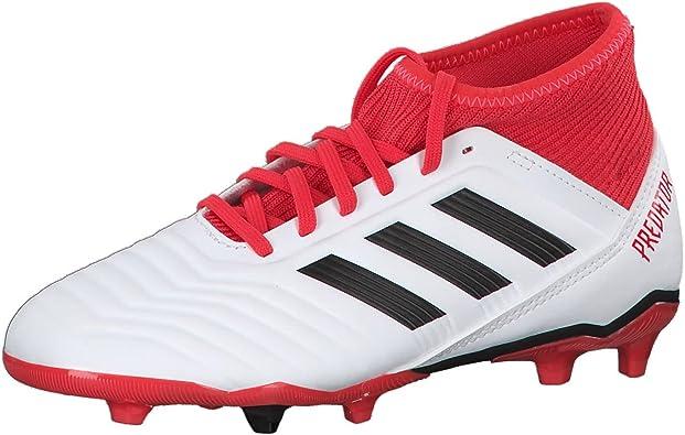 Altitud cliente carril  adidas Predator 18.3 FG, Botas de fútbol Unisex Adulto: Amazon.es: Zapatos  y complementos