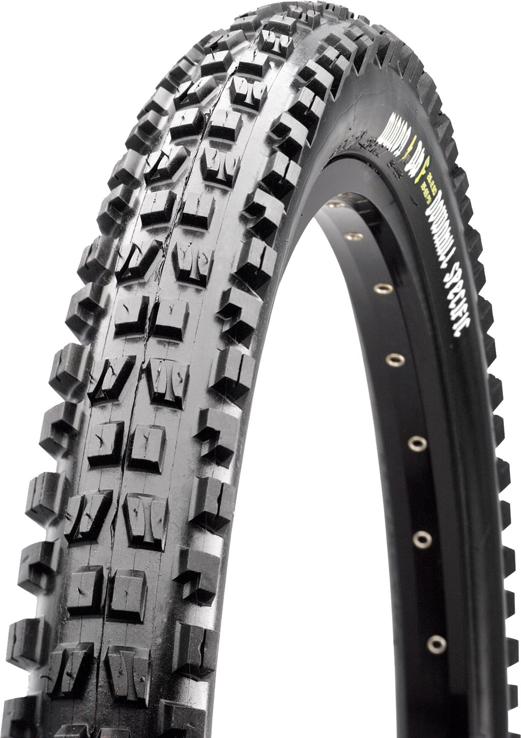Maxxis Minion Dhf Single Ply 42A - Black, 26 x 2.35-Inch