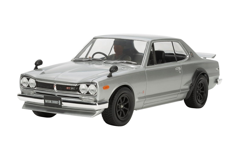 タミヤ 1/24 スポーツカーシリーズ No.335 ニッサン スカイライン 2000GT-R ストリートカスタム プラモデル