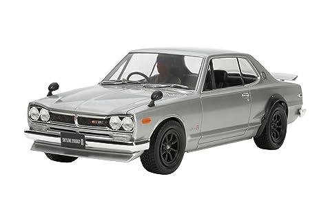 Amazon Model Nissan Skyline 2000 Gt R Street Custom 124