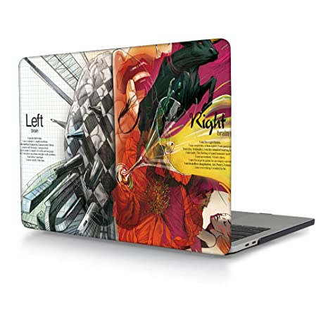 Redlai Funda MacBook Pro 15 con Touch Bar,Ultra Delgado Carcasa Rígida Protector de Plástico para La última MacBook Pro 15 pulgadas Modelo: A1707 ...