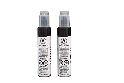 Amazoncom Genuine Acura Accessories NHPAAP White - Acura touch up paint